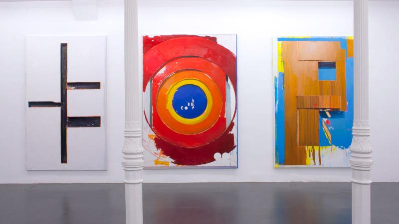 exhibition in Madrid
